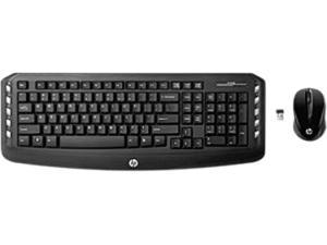 HP LV290AA#ABA Wireless Classic Desktop Keyboard with Mouse