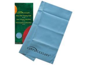 "Screen Cleaning Cloth 7-1/2""x7-1/2"" 1 Sachet Blue"