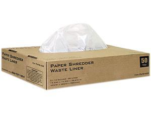 Shredder Bags for Boxis R700/S700, 22 Gal, 50/Box