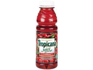 Juice Beverage, Cranberry, 15.2Oz Bottle, 12/Carton
