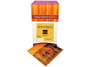 Coffee Pods, French Vanilla, 18 per box