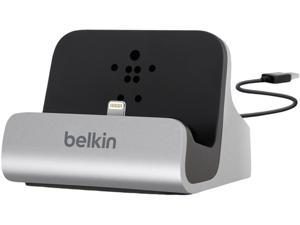 BELKIN F8J045BT Silver Charge + Sync Dock for iPhone 5