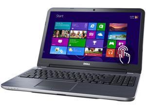 """Dell Inspiron 15r-5537 Intel Core i7 4500U (1.80GHz) 15.6"""" Windows 8 Notebooks"""