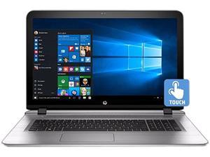 "HP ENVY 17-S013CA Intel Core i7-6700 X4 3.4GHz 16GB 2TB 17.3"" Win10,Silver"