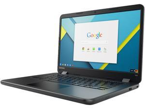 "Lenovo 80VJ0000US Chromebook Intel Celeron N3060 (1.60 GHz) 4 GB Memory 16 GB eMMC 14.0"" Touchscreen Chrome OS"