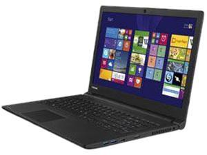 "TOSHIBA French Bilingual Laptop Satellite Pro R50-C-008 Intel Core i3 5005U (2.0 GHz) 4 GB Memory 500 GB HDD Intel HD Graphics 5500 15.6"" Windows 7 Professional with Windows 8.1 Pro Upgrade Disc"