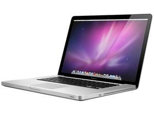 "Apple 15"" MacBook Pro MD103LL/A Intel i7 Quad Core 2300MHz 500Gig HDD 4096mb DVD-RW 15.0"" WideScreen LCD Snow Leopard (10.6) Laptop Notebook Grade C"
