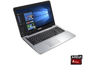 "ASUS Laptop X555DA-AS11 AMD A10-Series A10-8700P (1.80 GHz) 8 GB Memory 256 GB SSD AMD Radeon R5 Series 15.6"" Windows 10 Home 64-Bit"