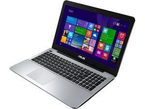 "ASUS Laptop X555UF-SH51-CB Intel Core i5 6200U (2.30 GHz) 8 GB Memory 1 TB HDD NVIDIA GeForce 930M 15.6"" Windows 10 Home"