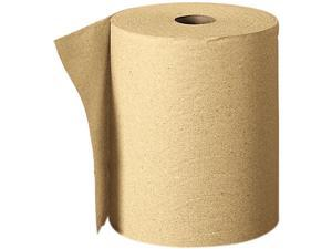 """Georgia Pacific Professional  26200 Nonperforated Paper Towel Rolls, 7.870"""" x 625 ft, Brown, 12 Rolls/Carton"""