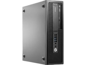 HP Desktop PC EliteDesk 705 G 2(P0D49UT#ABA) A6-Series APU A6 PRO-8550B (3.70 GHz) 4 GB DDR3 500 GB HDD AMD Radeon R5 Windows 7 Professional 64-Bit (available through downgrade rights from Windows 10