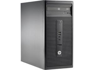 HP Business Desktop 280 G1 (P0C88UT#ABA) - Intel Core i5-4590S 3 GHz, 4GB DDR3 500 GB HDD, Intel HD Graphics 4600, Windows 7 Professional 64-Bit