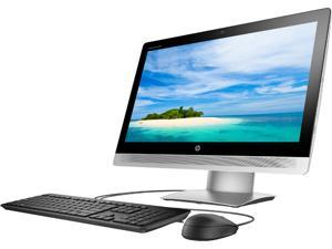 HP Desktop PC EliteOne 800 G2 (P5V09UT#ABA) Intel Core i5 6th Gen 6500 (3.20 GHz) 8 GB DDR4 500 GB HDD Intel HD Graphics 530 Windows 10 Pro 64-Bit