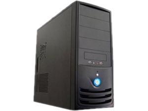 Winsis Inc PA01 ATX Mid Tower 4-2-5 USB HD Audio 450W P-S Black