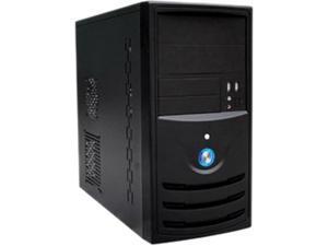 Winsis Inc PN01 MicroATX Mini Tower 2-2-2 USB HD Audio 400W P-S Black