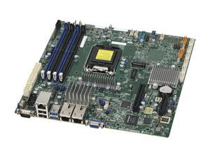Supermicro X11SSH-TF Motherboard