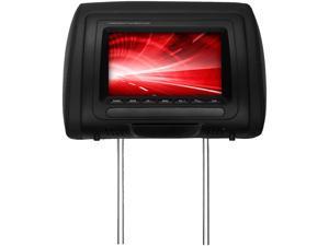 "BOSS Audio HIR70BGTM Mobile Video Headrest 7"" Screen  w/ Remote"