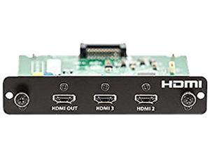 NEC SB3-DB1 Add-On Interface Board - Expansion Slot - 3 X Hdmi - For Multisync P403, P463, P553, P703, X464, X474, X554