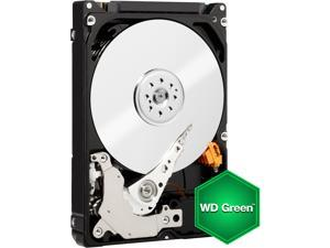 "WD Green WD15NPVX 1.5TB IntelliPower 8MB Cache SATA 6.0Gb/s 2.5"" Mobile Hard Drive"
