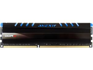 Avexir Core Series 4GB 240-Pin DDR3 SDRAM DDR3 1600 (PC3 12800) Memory Kit Model AVD3U16001104G-1CW