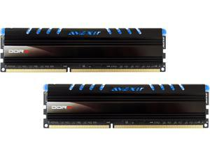 Avexir Core Series 16GB (2 x 8GB) 240-Pin DDR3 SDRAM DDR3 1600 (PC3 12800) Memory Kit Model AVD3U16001108G-2CW