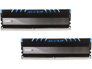 Avexir Core Series 8GB (2 x 4GB) 288-Pin DDR4 SDRAM DDR4 2400 (PC4 19200) Desktop Memory Model AVD4UZ124001604G-2COB