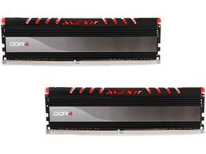 Avexir Core Series 8GB (2 x 4GB) 288-Pin DDR4 SDRAM DDR4 2400 (PC4 19200) Desktop Memory Model AVD4UZ124001604G-2COR