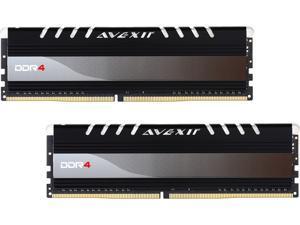 Avexir Core Series 16GB (2 x 8GB) 288-Pin DDR4 SDRAM DDR4 2400 (PC4 19200) Desktop Memory Model AVD4UZ124001608G-2COW