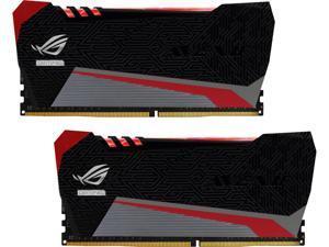 Avexir ROG Red Tesla 8GB (2 x 4GB) 288-Pin DDR4 SDRAM DDR4 2666 (PC4 21300) Desktop Memory Model AVD4UZ126661504G-2RDROG