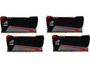 Avexir ROG Red Tesla 32GB (4 x 8GB) 288-Pin DDR4 SDRAM DDR4 2666 (PC4 21300) Desktop Memory Model AVD4UZ126661508G-4RDROG