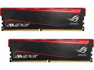 Avexir ROG Impact 8GB (2 x 4GB) 288-Pin DDR4 SDRAM DDR4 2666 (PC4 21300) Desktop Memory Model AVD4UZ126661504G-2IPROG