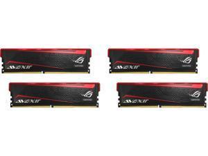Avexir ROG Impact 32GB (4 x 8GB) 288-Pin DDR4 SDRAM DDR4 2666 (PC4 21300) Desktop Memory Model AVD4UZ126661508G-4IPROG