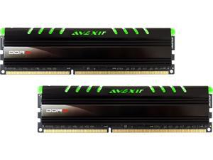 Avexir Core Series 8GB (2 x 4GB) 240-Pin DDR3 SDRAM DDR3 1600 (PC3 12800) Memory Kit Model AVD3U16001104G-2CIG