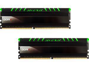 Avexir Core Series 16GB (2 x 8GB) 288-Pin DDR4 SDRAM DDR4 2400 (PC4 19200) Desktop Memory Model AVD4UZ124001608G-2COG