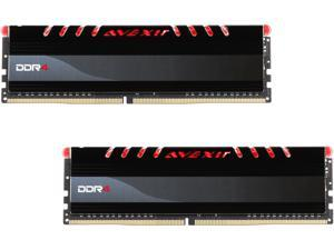 Avexir Core Series 8GB (2 x 4GB) 288-Pin DDR4 SDRAM DDR4 2666 (PC4 21300) Desktop Memory Model AVD4UZ126661704G-2COR