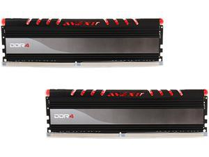 Avexir Core Series 16GB (2 x 8GB) 288-Pin DDR4 SDRAM DDR4 2666 (PC4 21300) Desktop Memory Model AVD4UZ126661708G-2COR