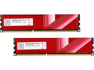 V-Color OC Series 8GB (2 x 4GB) 240-Pin DDR3 SDRAM DDR3 1600 (PC3 12800) Desktop Memory Model TD4G8C9-OC16Ak