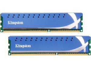 HyperX 8GB (2 x 4GB) 240-Pin DDR3 SDRAM DDR3 1600 Desktop Memory Model KHX1600C9D3K2/8G