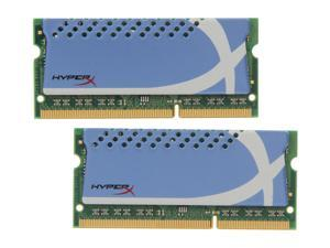 HyperX 4GB (2 x 2GB) 204-Pin DDR3 SO-DIMM DDR3 1600 (PC3 12800) Laptop Memory Model KHX16S9K2/4XR