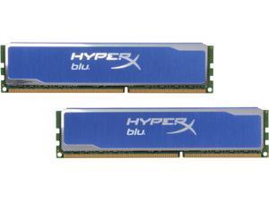 HyperX 16GB (2 x 8GB) 240-Pin DDR3 SDRAM DDR3 1600 Desktop Memory Model KHX1600C10D3B1K2/16G