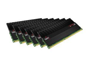 HyperX 16GB (4 x 4GB) 240-Pin DDR3 SDRAM DDR3 1866 Desktop Memory XMP T1 Black Series Model KHX18C9T1BK4/16X