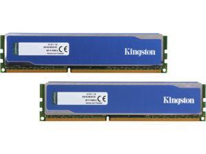 HyperX 16GB (2 x 8GB) 240-Pin DDR3 SDRAM DDR3 1600 Desktop Memory  XMP HyperX Blu Model KHX16C10B1K2/16X