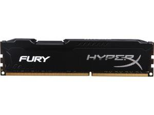 HyperX FURY 8GB 240-Pin DDR3 SDRAM DDR3 1866 Desktop Memory Model HX318C10FB/8