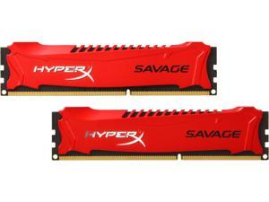 HyperX Savage 8GB (2 x 4GB) 240-Pin DDR3 SDRAM DDR3 2133 (PC3 17000) Desktop Memory Model HX321C11SRK2/8