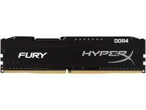 HyperX FURY 4GB 288-Pin DDR4 SDRAM DDR4 2133 (PC4 17000) Desktop Memory Model HX421C14FB/4