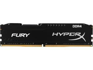 HyperX FURY 8GB 288-Pin DDR4 SDRAM DDR4 2133 (PC4 17000) Desktop Memory Model HX421C14FB/8
