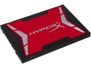 """HyperX Savage 2.5"""" 120GB SATA III Internal SSD (w/ Upgrade Bundle Kit) SHSS3B7A/120G"""