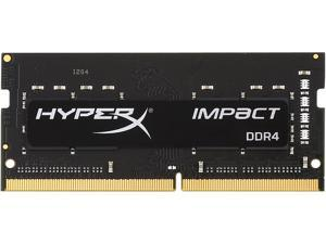HyperX Impact 4GB 260-Pin DDR4 SO-DIMM DDR4 2400 (PC4 19200) Laptop Memory Model HX424S14IB/4