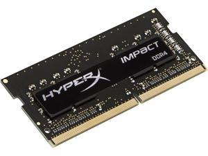 HyperX Impact 16GB 260-Pin DDR4 SO-DIMM DDR4 2400 (PC4 19200) Laptop Memory Model HX424S14IB/16