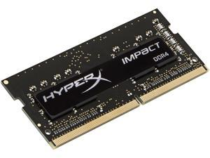 HyperX Impact 16GB 260-Pin DDR4 SO-DIMM DDR4 2133 (PC4 17000) Laptop Memory Model HX421S13IB/16